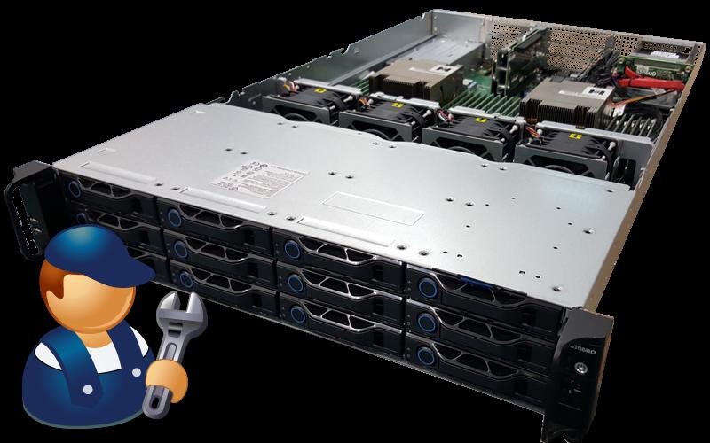 Server Repair, Upgrade & Maintenance